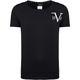 19V69 T-Shirts schwarz