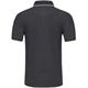 19V69-Polo shirt Men black