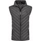 19V69 down vest Men schwarz