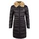 19V69 down coat Women schwarz