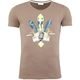 Summerfresh T-Shirt COCKTAIL braun