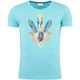 Summerfresh T-Shirt COCKTAIL hellblau