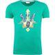 Summerfresh T-Shirt COCKTAIL grün