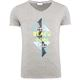 Summerfresh T-Shirt CALIFORNIA grau