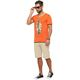 Summerfresh T-Shirt CALIFORNIA orange