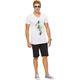 Summerfresh T-Shirt CALIFORNIA weis