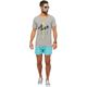 Summerfresh T-Shirt SPLASH grau
