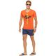 Summerfresh T-Shirt SPLASH orange
