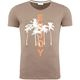 Summerfresh T-Shirt SPLASH braun