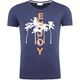 Summerfresh T-Shirt SPLASH navy
