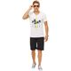 Summerfresh T-Shirt SPLASH weis