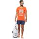Summerfresh T-Shirt BOARDING orange