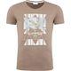 Summerfresh T-Shirt BOARDING hellbraun