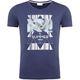 Summerfresh T-Shirt BOARDING navy