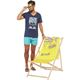 Summerfresh T-Shirt BOARDING navy