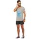 Summerfresh T-Shirt CLIFF grau
