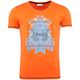 Summerfresh T-Shirt CLIFF orange
