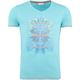 Summerfresh T-Shirt CLIFF hellblau