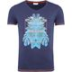 Summerfresh T-Shirt CLIFF navy