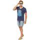 Summerfresh T-Shirt CLIFF navy