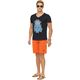 Summerfresh T-Shirt CLIFF schwarz