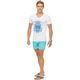 Summerfresh T-Shirt CLIFF weis