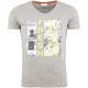 Summerfresh T-Shirt PARADISE grau