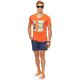 Summerfresh T-Shirt PARADISE orange