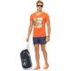 Summerfresh T-Shirt PARADISE orange