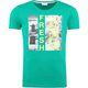 Summerfresh T-Shirt PARADISE grün