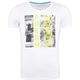 Summerfresh T-Shirt PARADISE weiß