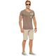 Summerfresh T-Shirt FLORIDA hellbraun