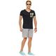 Summerfresh T-Shirt FLORIDA schwarz