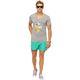 Summerfresh T-Shirt BRASIL grau