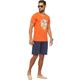 Summerfresh T-Shirt BRASIL orange