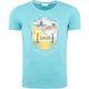 Summerfresh T-Shirt BRASIL hellblau