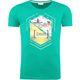 Summerfresh T-Shirt BRASIL grün