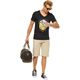 Summerfresh T-Shirt BRASIL schwarz