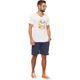 Summerfresh T-Shirt BRASIL weiß