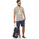 Summerfresh T-Shirt FLORIS grau