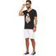 Summerfresh T-Shirt FLORIS schwarz