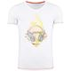 Summerfresh T-Shirt FLORIS weiß