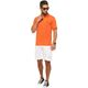 Summerfresh Polo Shirt SINES Men naranja