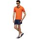 Summerfresh Polo Shirt BRAM Men naranja