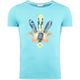 Summerfresh T-Shirt ENZO hellblau