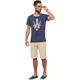 Summerfresh T-Shirt ENZO navy