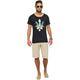 Summerfresh T-Shirt ENZO schwarz
