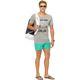 Summerfresh T-Shirt LUCA grau