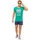 Summerfresh T-Shirt LUCA grün