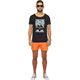 Summerfresh T-Shirt LUCA schwarz